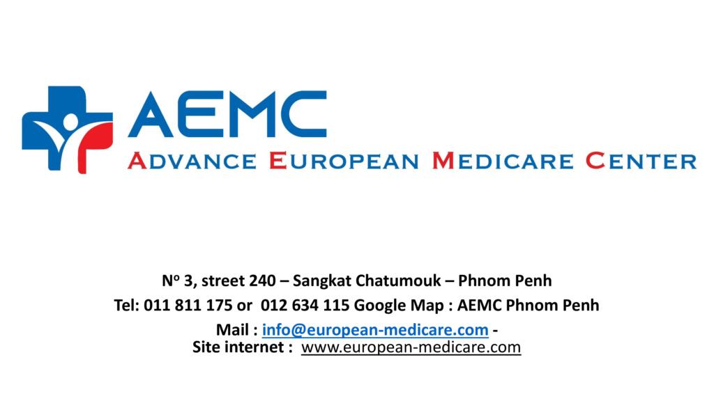 Advence European Medicare Center About us AEMC