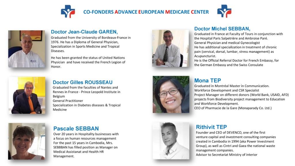 Advance European Medicare Center